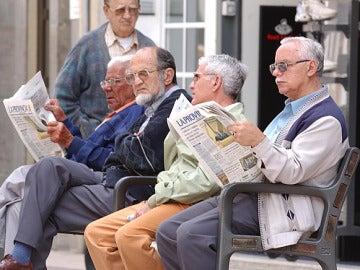Un 66% de los pensionistas españoles no llega a mileurista pese a que muchos sostienen a familias enteras