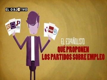 El Españolisto sobre las propuesta económicas