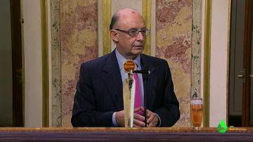 Cristóbal Montoro, el 'camarero' de José Luis Rodríguez Zapatero