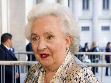Pilar de Borbón en una imagen de archivo