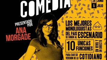 El cartel de la nueva temporada de El Club de la Comedia
