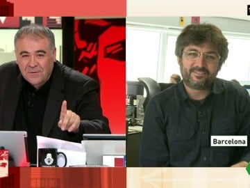Pablo Iglesias y Albert Rivera volverán a debatir junto a Jordi Évole en Salvados el 5 de junio