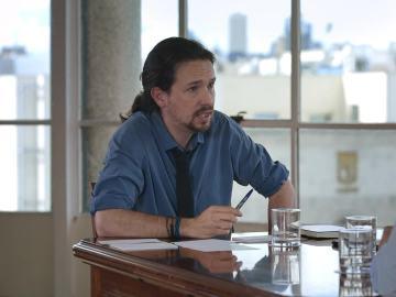 """Pablo Iglesias: """"Tenemos un año de experiencia y hemos demostrado que hay muchas cosas que se pueden hacer"""""""