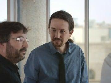 """Pablo Iglesias: """"Creo que Albert Rivera lo hizo mejor en el debate del Tío Cuco"""""""