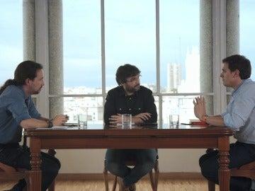 ¿Con quién pactarían Pablo Iglesias y Albert Rivera tras las elecciones del 26J?