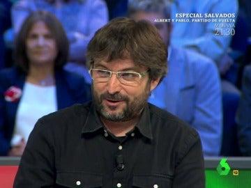 """Jordi Évole: """"El tema con el que más engancharon Iglesias y Rivera fue el de los refugiados"""""""