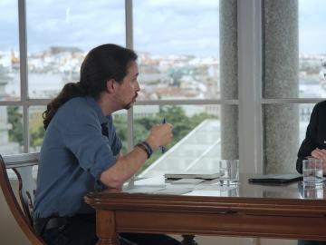"""Pablo Iglesias defiende a 'Kichi': """"Entiendo que él ponía por delante los derechos de los trabajadores"""""""