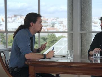 """Pablo Iglesias: """"Algunos quieren hablar de Venezuela para no hablar de lo que pasa en España"""""""