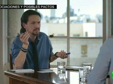 "Albert Rivera dice que Pablo Iglesias llamó ""criminal"" a Amancio Ortega"