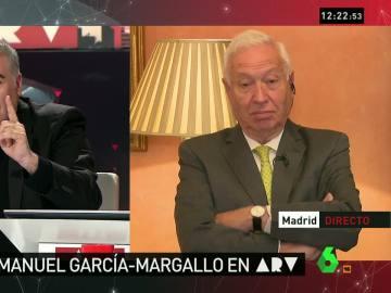 """García-Margallo: """"Si necesitamos el apoyo de C's para gravísimos problemas, lo tendremos"""""""