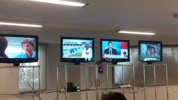 ¿Le falta sólo laSexta al PP en las televisiones de su noche electoral?