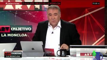 ¿Por qué viste Ferreras camisa blanca la noche electoral del 26J?