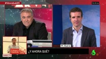 Pablo Casado en ARV