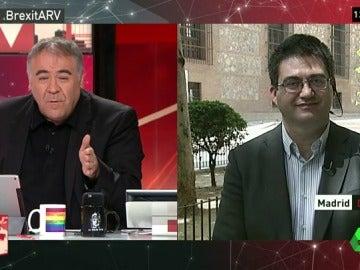 """Carlos Sánchez Mato: """"La dirección de IU mantiene que nuestra apuesta es la confluencia"""""""