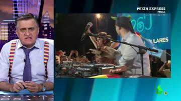 """El hit veraniego de 'DJ Soraya': """"Fernández Díaz me lo regaló, De Alfonso me lo confirmó y se formó la gozadera"""""""