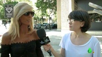 """Mujer de un barrio rico: """"Te gastas bastante con los niños en verano, pero no hay que pensarlo, si no, no tendría uno hijos"""""""