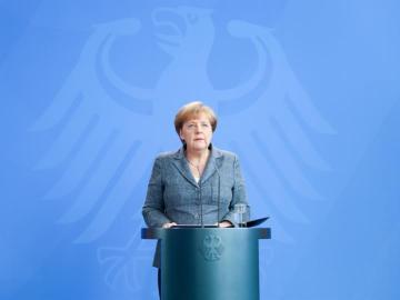 """Merkel garantiza que el Estado protegerá """"la seguridad y la libertad de todas las personas"""" tras el tiroteo en Múnich"""