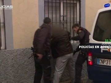 """El próximo jueves en 'Policías en acción': """"Su casero le ha sacado una pistola y se la ha puesto en la cabeza"""""""