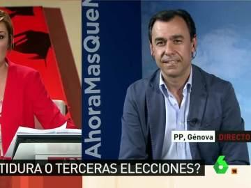 """Martínez-Maillo: """"Ciudadanos tiene un problema de argumentación bastante importante"""""""