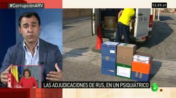 """Martínez-Maillo, sobre las adjudicaciones de Rus: """"Los que aparecen en esa investigación ya no están en el PP"""""""