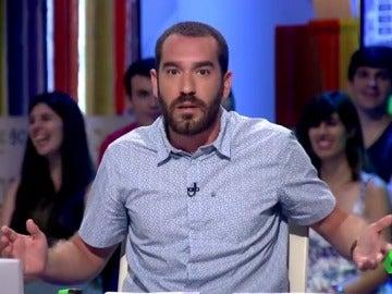 """Jorge Ponce: """"¿Posibles elecciones el 25 de diciembre? Yo ese día salgo, ¿qué quieren que me emborrache y vote al PP?"""""""