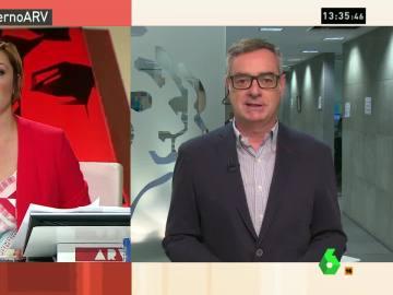 """José Manuel Villegas: """"No hay otra salida, todo pasa porque el PSOE se abstenga"""""""