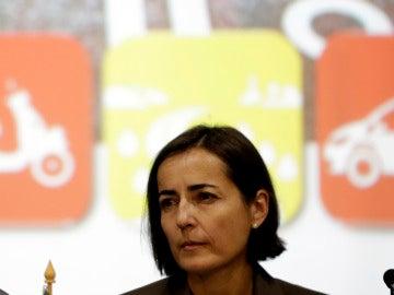"""María Seguí, tras su dimisión: """"Estamos en una guerra de intereses en la que yo no pinto nada"""""""