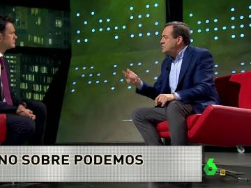 "José Bono: ""Pablo Iglesias acusó de asesino a Felipe González. Si hubiera sido yo el presidente, lo expulso"""