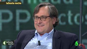 """Francisco Marhuenda: """"Un buen psicólogo os vendría muy bien para haceros mirar ese odio al PP"""""""