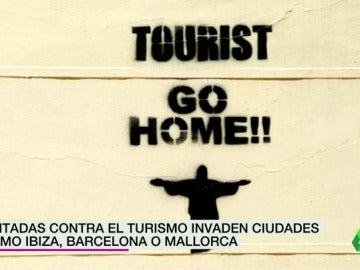 La 'turismofobia', o la nueva revuelta contra los extranjeros en ciudades españolas