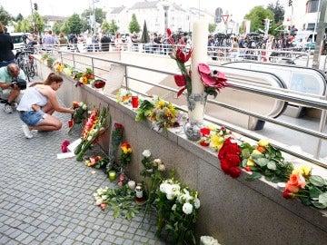 """Múnich homenajea también al culpable del tiroteo """"aunque su acción haya sido cruel y despreciable"""""""