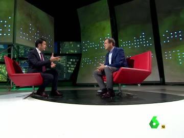 """José Bono: """"No suelo coincidir con Alfonso Guerra, pero el PP no merece gobernar por una cuestión moral"""""""