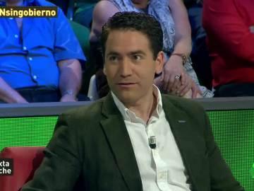 """Teodoro García: """"El reflejo de la mesa es un reflejo de lo que han votado los espñaoles"""""""