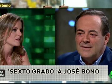 """José Bono: """"Sigo poniendo las dos manos en el fuego por Chaves y Griñán"""""""