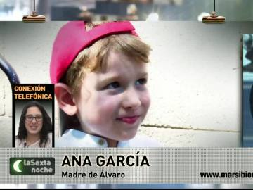 "Ana García, madre de un menor que necesita exoesqueleto: ""Animo a invertir en un proyecto muy bonito"""
