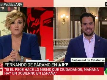 """Fernando de Páramo: """"Gente sensata del PSOE dice que los socialistas se deben de abstener"""""""