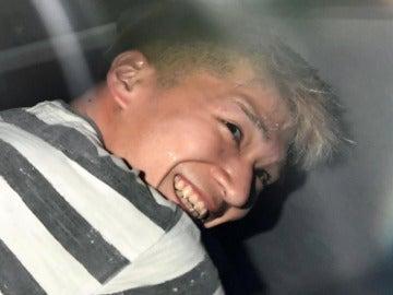 Satoshi Uematsu, presunto autor de la masacre en una residencia de discapacitados.