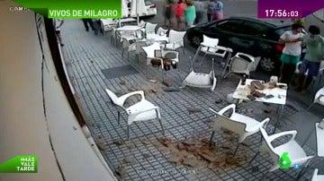 ¿Obras o altas temperaturas? Propietarios y hosteleros no coinciden en los motivos del desplome en Badajoz