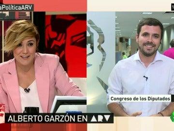 ¿Cómo se dirige Alberto Garzón en privado al 'ciudadano Felipe de Borbón'?