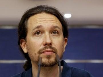 """Pablo Iglesias: """"Los números siguen dando para un gobierno de coalición progresista"""""""