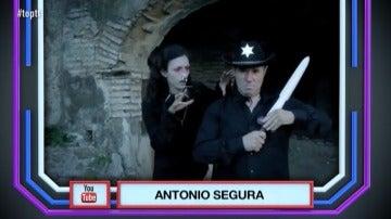 'El cazavampiros de Angelsin', de Antonio Segura, se sitúa en lo más alto de la lista de temazos