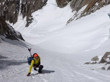 Kilian Jornet ascenderá al Everest sin oxígenos ni cuerdas fijas