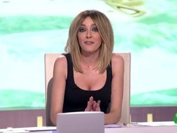 """El secreto mejor guardado de Anna Simon: """"A mí me sigue Rajoy en Twitter y no sé por qué"""""""