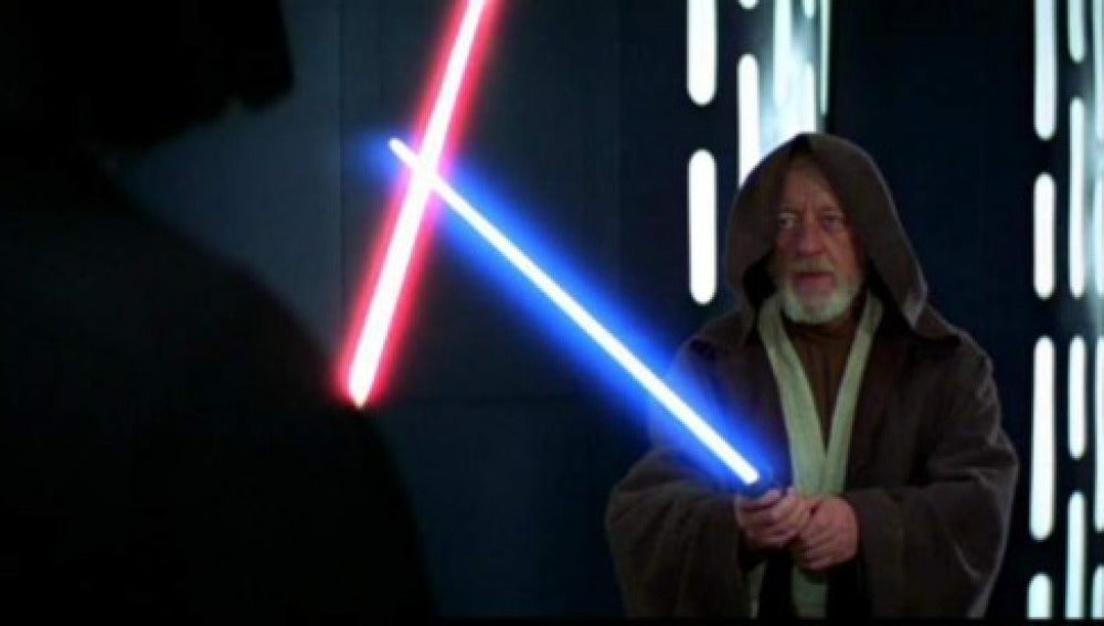 Espadas láser reales gracias a Disney