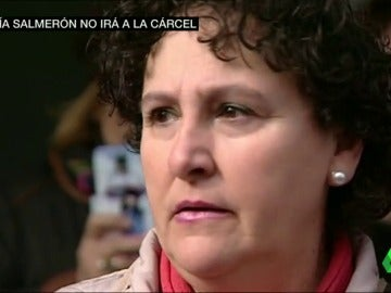 María no irá a prisión por incumplir el régimen de visitas de su hija a su exmarido, condenado por malos tratos