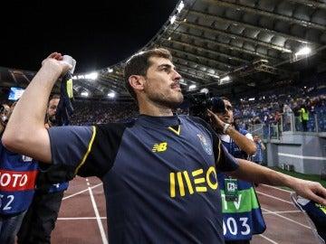Casillas, tras clasificarse para la Champions
