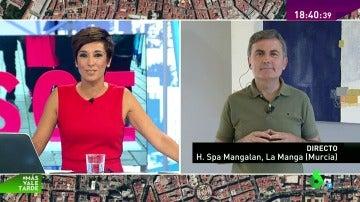 """Saura: """"El PSOE no apoyará al PP porque la alternativa a ellos serían el populismo y el independentismo"""""""