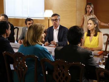 La firma del acuerdo entre PP y C's podría producirse el domingo y no estarían ni Mariano Rajoy ni Albert Rivera