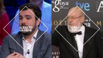Alberto Garzón y José Luis Cuerda, este sábado en laSexta Noche