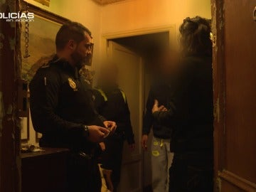"""La dueña de una vivienda se queja a la Policía de su inquilino: """"Yo no quiero droga en la casa"""""""